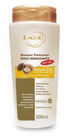 Lacan Maxi Hidratante Argan Shampoo 300ml
