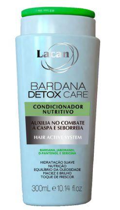 Lacan Bardana Detox Care Condicionador Nutritivo 300ml