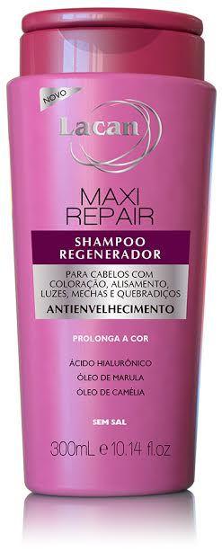 Lacan Maxi Repair Shampoo 300ml