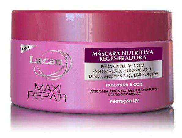 Lacan Maxi Repair Máscara 300g
