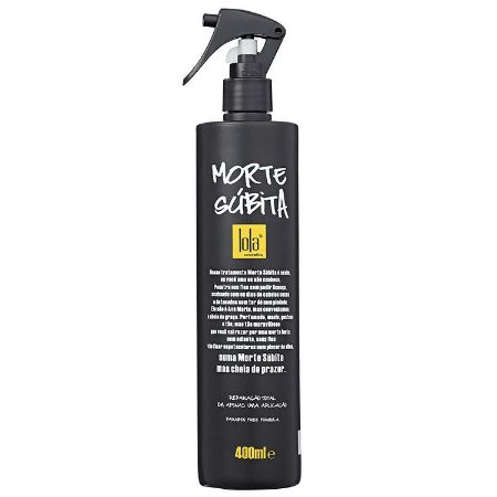 Lola Morte Súbita Spray Reparador 400ml