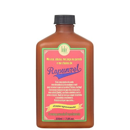 Lola Rapunzel Shampoo Rejuvescedor 250ml