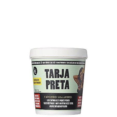 Lola Tarja Preta Máscara 230g
