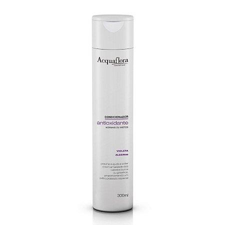 Acquaflora Antioxidante Condicionador Normais ou Mistos 300ml