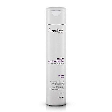 Acquaflora Antioxidante Shampoo Secos ou Danificados 300ml