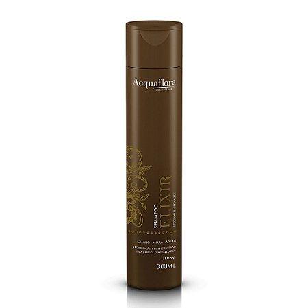 Acquaflora Elixir Shampoo Cabelos Normais ou Misto 300ml