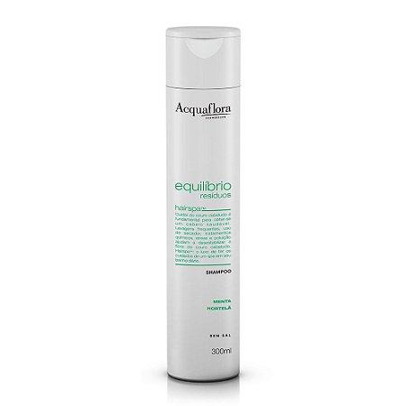 Acquaflora Equilíbrio Resíduos Shampoo 300ml
