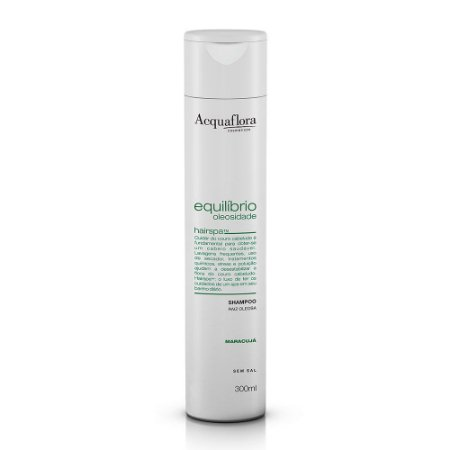 Acquaflora Equilíbrio Oleosidade Shampoo Raíz Oleosa 300ml