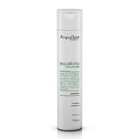 Acquaflora Equilíbrio Oleosidade Shampoo Raiz Oleosa e Pontas Secas 300ml