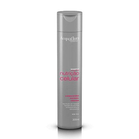 Acquaflora Nutrição Celular Shampoo 300ml