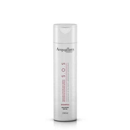 Acquaflora S.O.S Shampoo 240ml