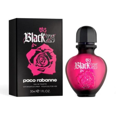 Paco Rabanne Black XS For Her Eau de Toilette 30ml