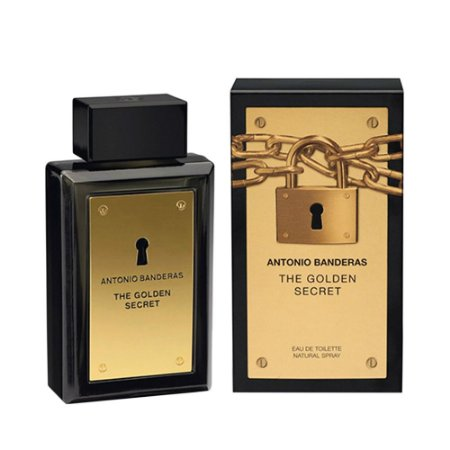 Antonio Banderas The Golden Secret Eau de Toilette 50ml