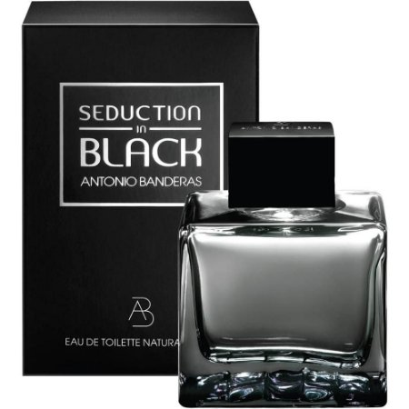 Antonio Banderas Seduction in Black Eau de Toilette 100ml