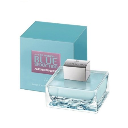 Antonio Banderas Blue Seduction For Women Eau de Toilette 50ml