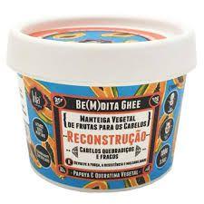 Lola Be(M)dita Ghee Manteiga Vegetal Reconstrução 100g