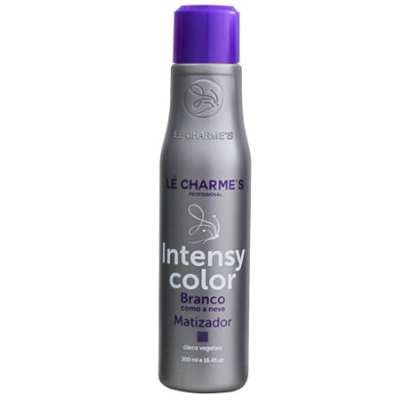 Le Charmes Intensy Color Matizador Branco 300 ml