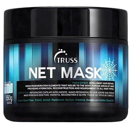 Truss Net Mask Máscara Efeito Teia 550g