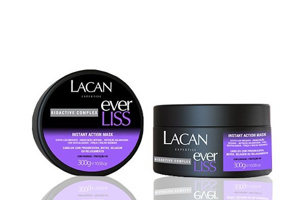 Lacan Ever Liss Instant Action Mask 300g