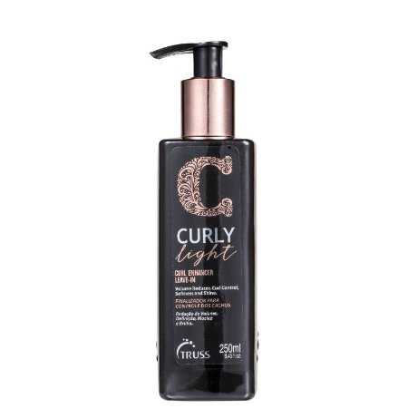 Controle Dos Cachos Truss Curly Light 250Ml