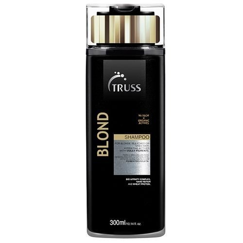 Shampoo Truss Blond 300Ml