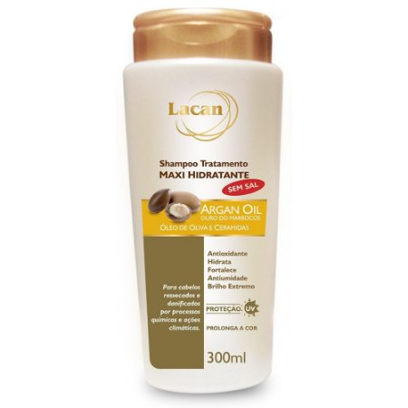 Shampoo Lacan Argan Oil 300Ml