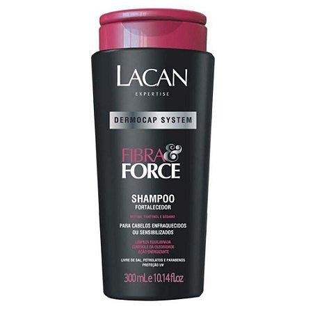 Shampoo Lacan Fibra&Force Fortalecedor 300Ml