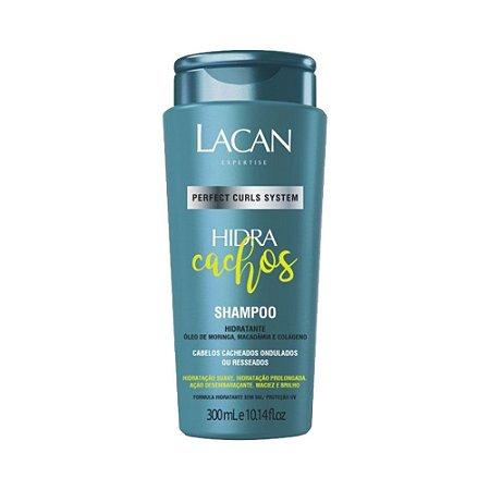Shampoo Lacan Hidra Cachos Hidratante 300Ml