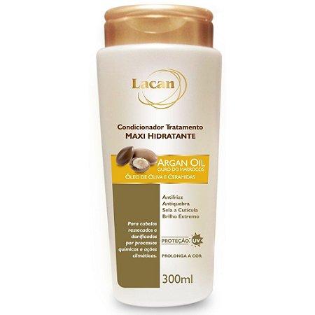 Condicionador Lacan Argan Oil 300Ml