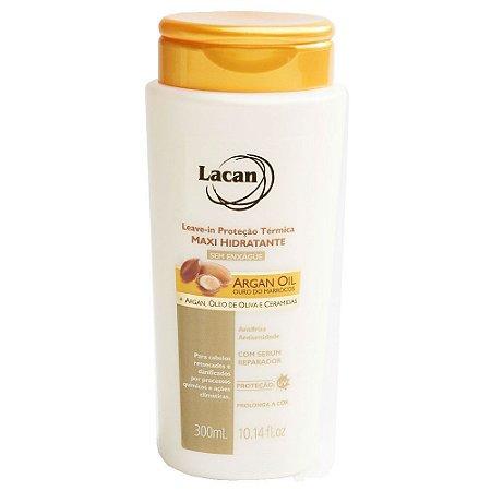 Leave In Lacan Argan Oil 300Ml
