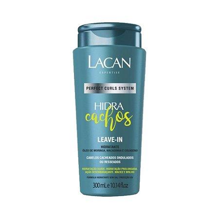 Leave In Lacan Hidra Cachos Hidratante 300Ml