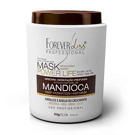 Máscara Forever Liss Mandioca 950G