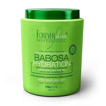Máscara Forever Liss Babosa 950G