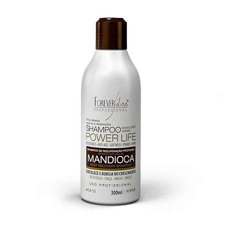 Shampoo Forever Liss Mandioca Power Life 300Ml