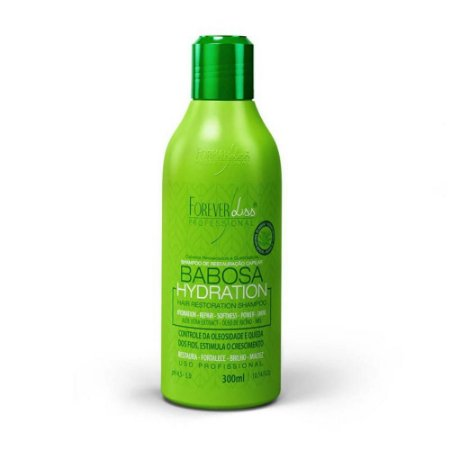 Shampoo Forever Liss Babosa 300Ml