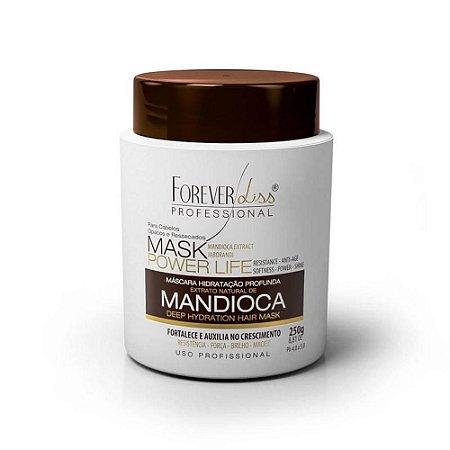Máscara Forever Liss Mandioca 250G