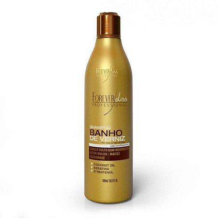 Shampoo Forever Liss Banho De Verniz 500Ml