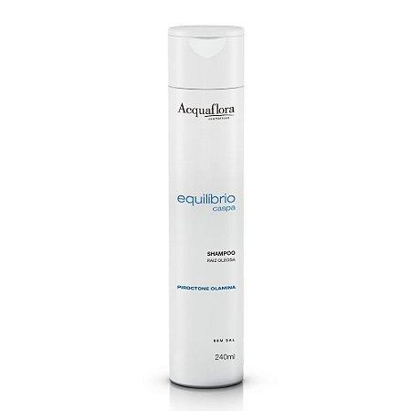 Shampoo Acquaflora Equilíbrio Caspa Raiz Oleosa 300Ml