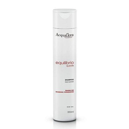 Shampoo Acquaflora Queda Raiz Oleosa 300Ml