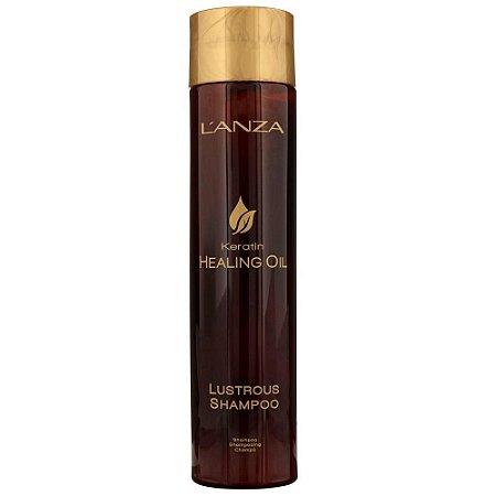 L´anza Keratin Healing Oil Shampoo 300ml