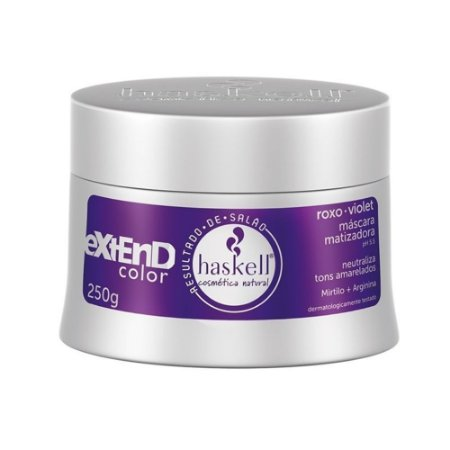 Mascara Haskell Matizadora Extend Ultra Violeta 250gr