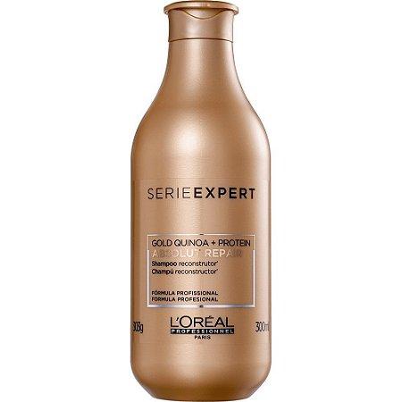 Shampoo Loreal Professionnel Absolut Repair Gold Quinoa 300ml