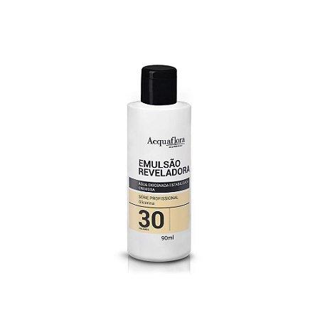 Emulsão Reveladora Acquaflora 30Vol 90Ml