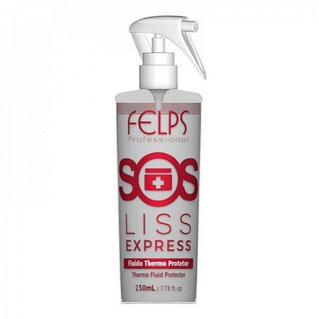Liss Express SOS Felps Fluido Thermo Protetor 230ml