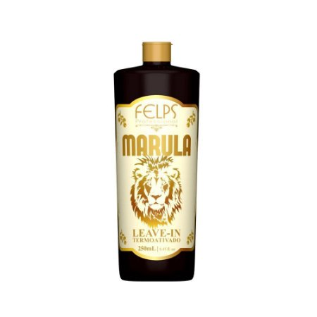 Leave In Marula Felps Termoativado 250Ml