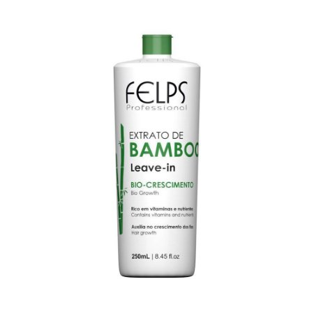 Leave In Bamboo Felps 250ml