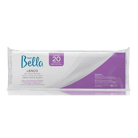 Lenço Para Depilação Depil Bella Rolo C/20un