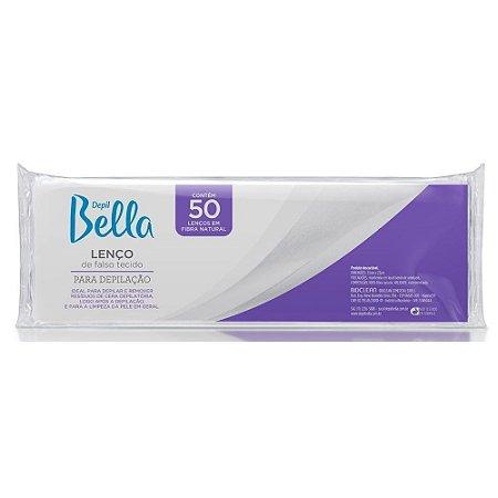 Lenço Para Depilação Depil Bella C/50Un