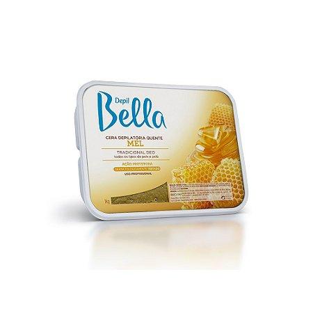 Cera Quente Depil Bella Mel 1Kg