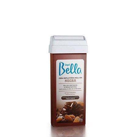 Cera Refil Roll On Depil Bella Negra 100G
